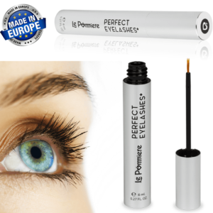 Eyelash growth serum, stimulates growth, repairs and strengthens, improves eyelash density, regenerates, lengthens and protects, increases the volume of eyelashes